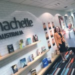 Sophie Hamley & Toni Tapp Coutts at Hachette