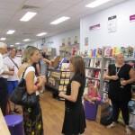 Launch at Darwin Book Shop